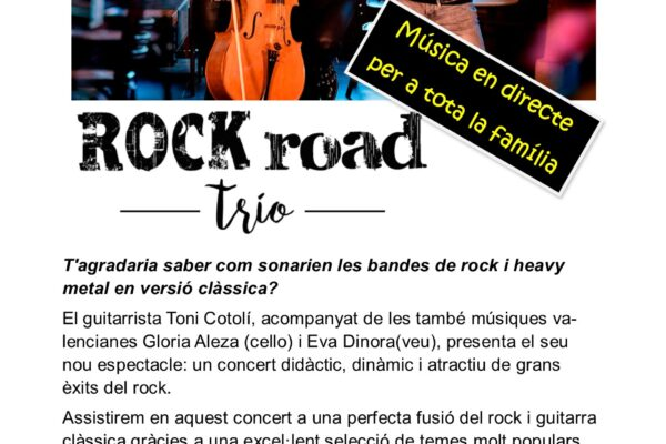 rock road trio whatsapp